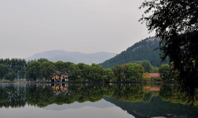 芳林嫂故居是微山湖旅游必去景点-环境