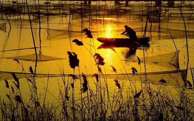 芳林嫂故居是微山湖旅游必去景点-景色