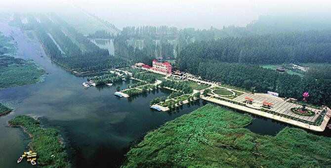 清明节微山湖旅游线路,微山湖红荷湿地旅游路线