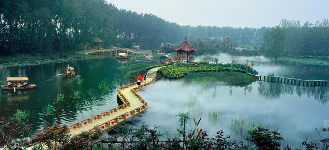 清明节微山湖旅游注意事项,微山湖红荷湿地旅游注意事项