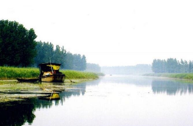 中秋节微山湖自驾游攻略