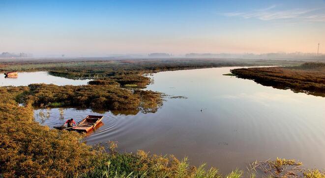 中秋节微山湖旅游线路
