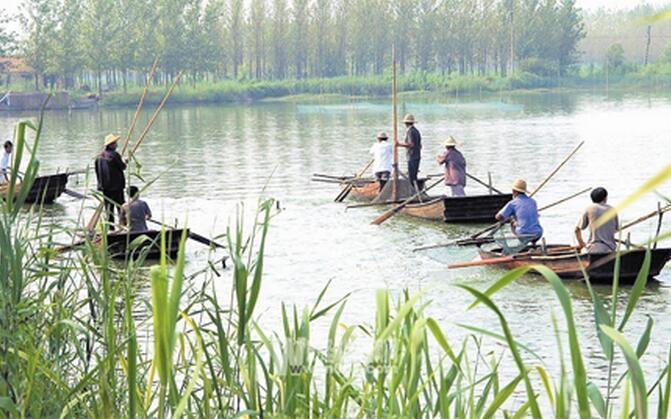 中秋节微山湖有什么好玩的