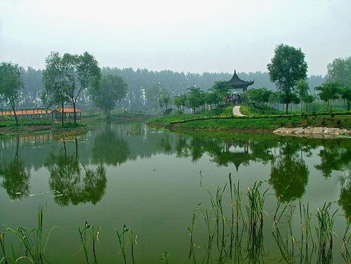 2019春节微山湖旅游