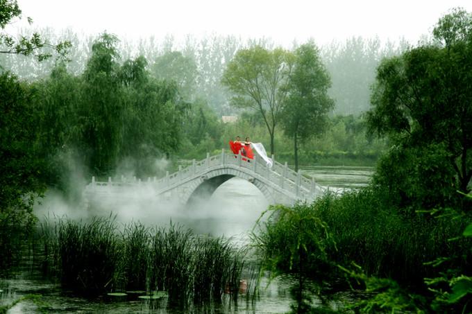 微山湖红河湿地攻略,微山湖红河湿地特产