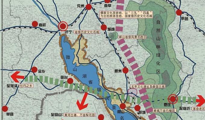 微山湖旅游攻略-济宁微山湖旅游攻略交通