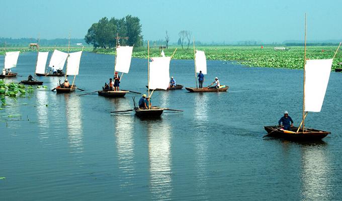微山湖旅游攻略-微山湖旅游乘船攻略交通