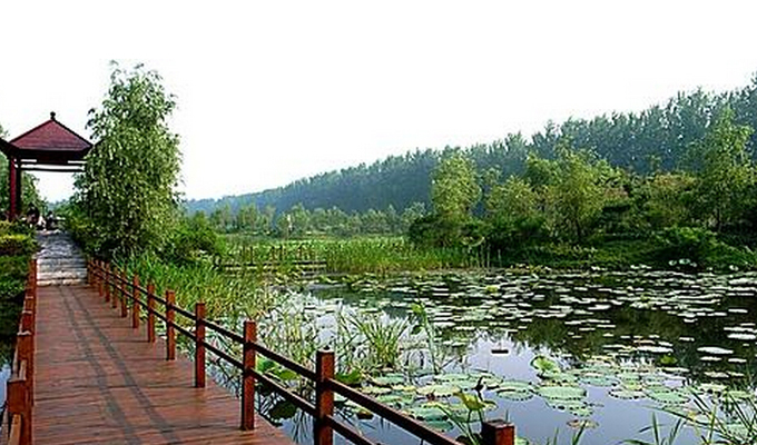微山湖旅游攻略-微山湖旅游乘船攻略之微山湖景区住宿