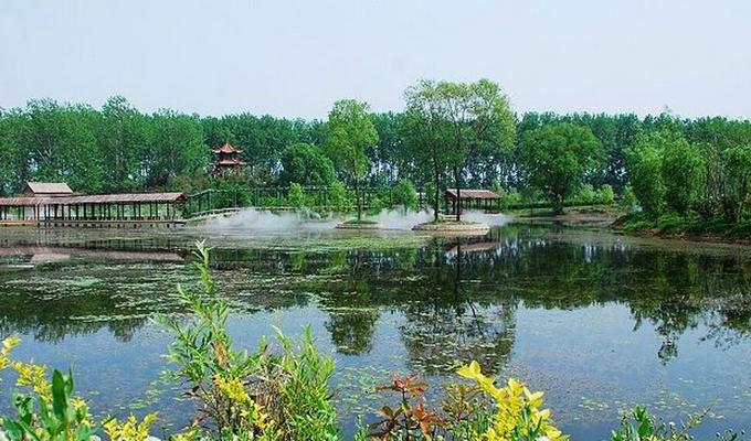 微山湖红荷湿地自驾游攻略著名景点