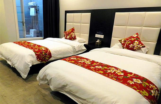 枣庄兰雅堡酒店标准间,兰雅堡酒店客房图片