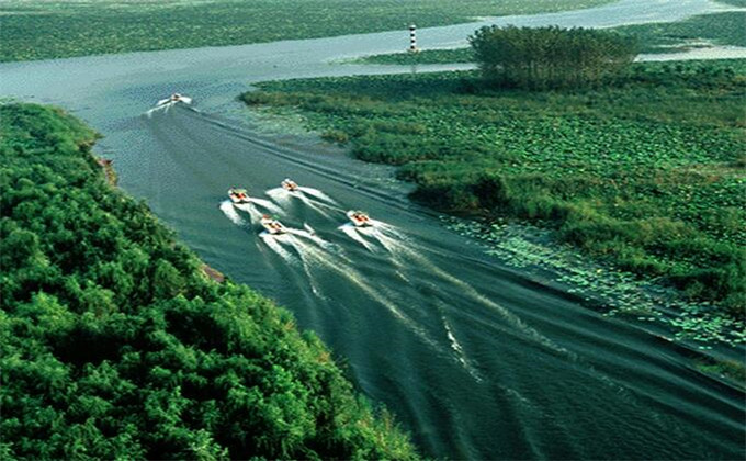 微山湖红荷湿地门票多少钱