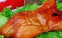 微山湖红荷湿地特色美食:麻鸭卧雪