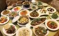 微山湖全鱼宴中的热菜和凉菜