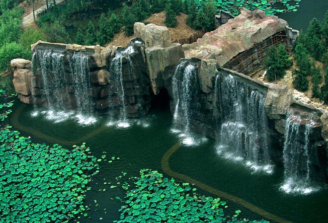 济宁微山岛上旅游景点介绍——微山岛地点