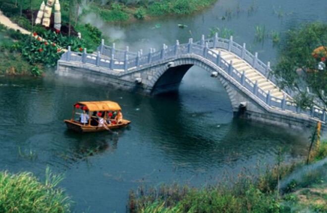 威海到微山湖自驾游攻略,自助游攻略-小桥