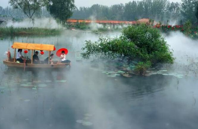 沧州到微山湖自驾游攻略,自助游攻略-云雾