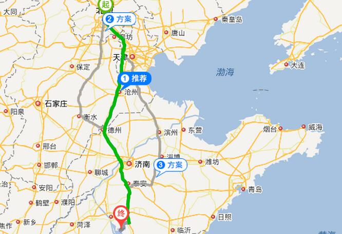 北京到微山湖自驾游攻略,自助游攻略-路线