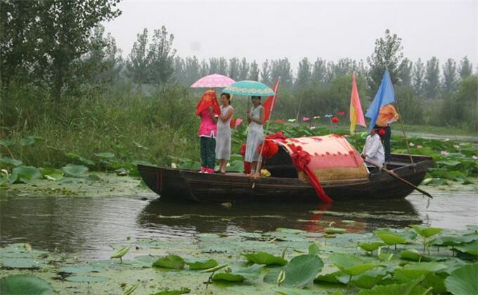 蚌埠到微山湖自驾游门票免票政策