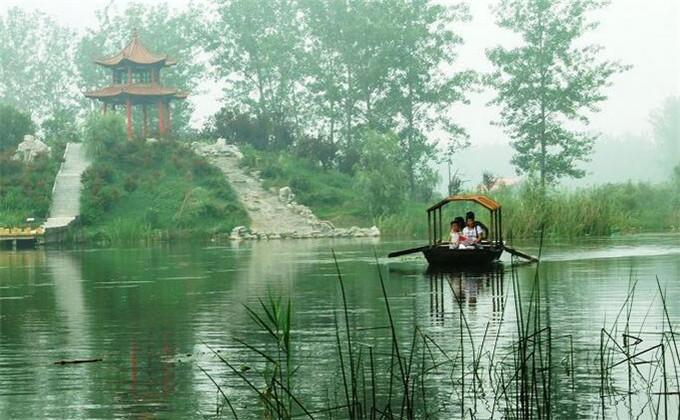 天津到微山湖自驾游住宿预订