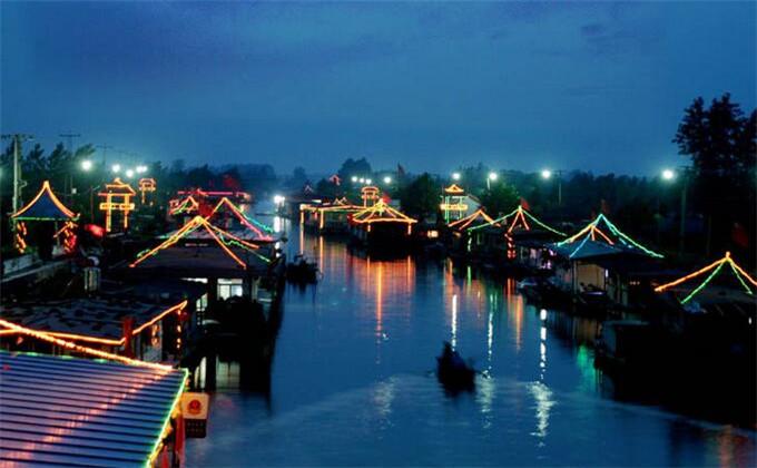 南京到微山湖门票多少钱